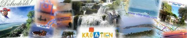www.villa-malu.com - Kroatien - Apartments, Ferienwohnungen, Reiseinformationen & Meer